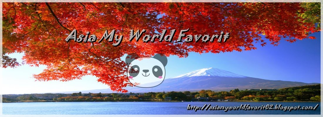 Asia My World Favorit