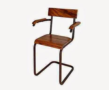 Industrialne krzesło