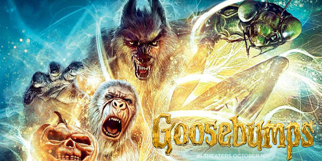 Goosebumps Full Movie Watch Online