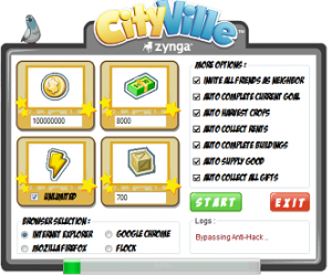 CityVille Cheat Engine