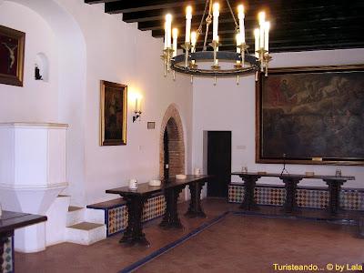 Refectorio Monasterio Rabida, Huelva