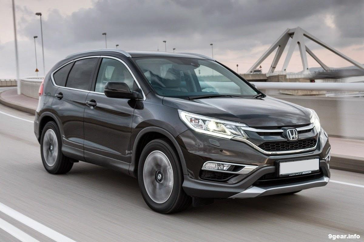 2015 honda cr v 1 6 litre i dtec diesel 160ps 4wd car for Honda crv 4wd