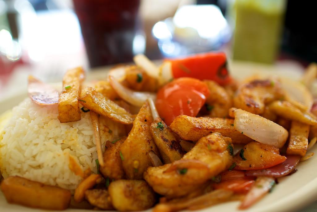 Saltado de pescado recetas magicas de cocina for Cocina 5 ingredientes jamie