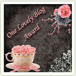 One Lovely Blogger Award 2012