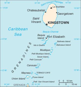 Mapas de las Antillas