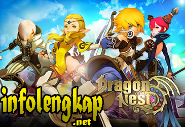 Unduh Game PC Dragon Nest Offline