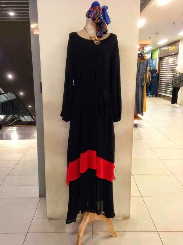 MUSLIMAH DRESS HARGA SEBELUM RM85 TAPI KINI HANYA RM62 SAHAJA!!!