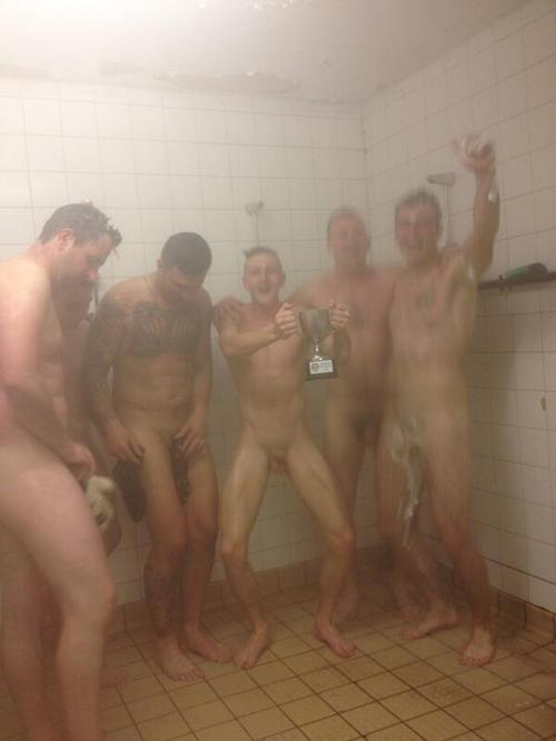 Have won coed locker room nude how that