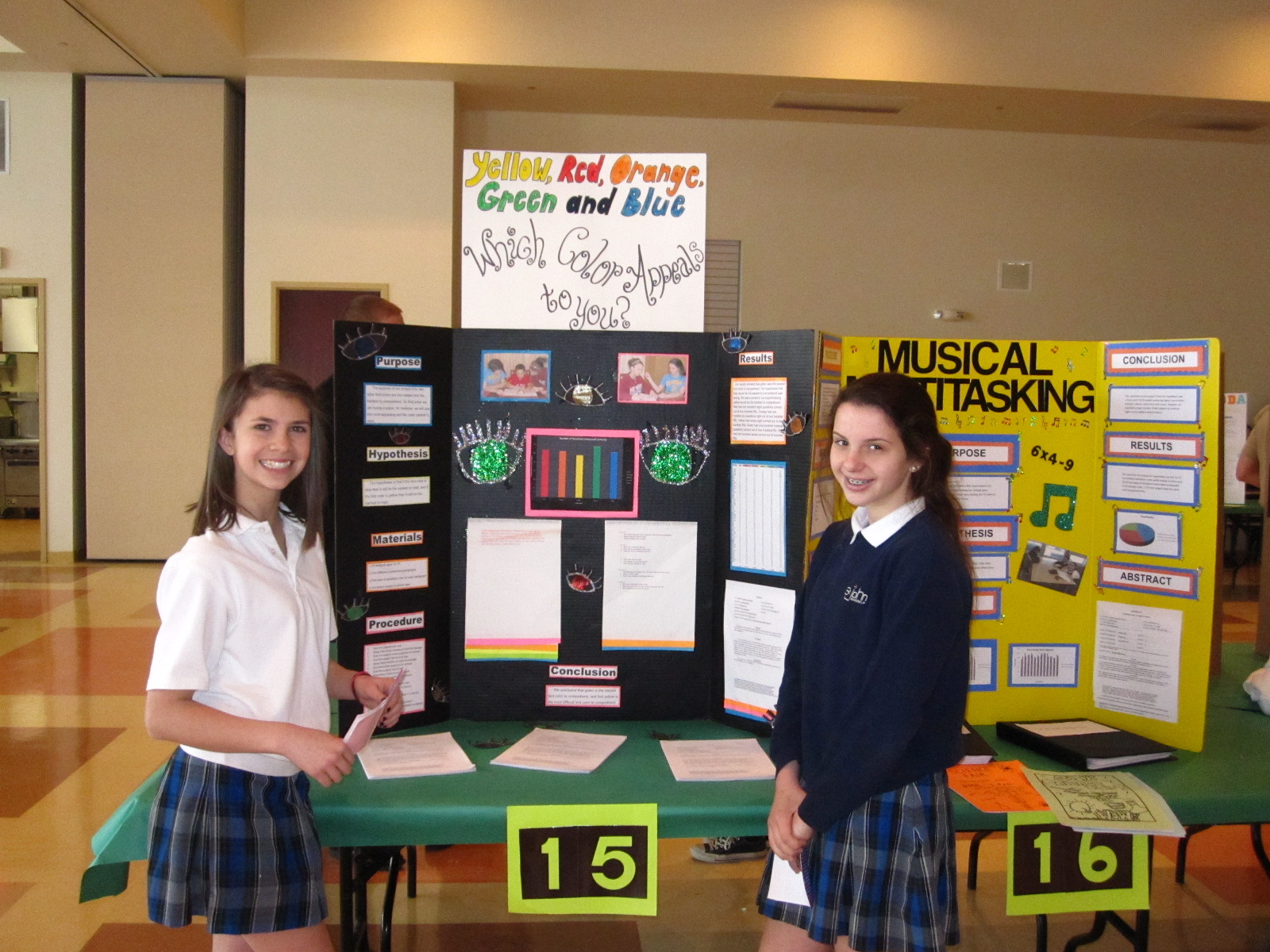 science fair project 2014 15 8th In order to create a catchy science fair project title, the title must be clear, precise, use readable fonts and make people interested in the topic when creating a science fair project, one of the key factors to getting noticed is a catchy title, so it is very important to give the title as much .