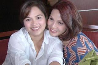 KC Concepcion with Judy Ann Santos