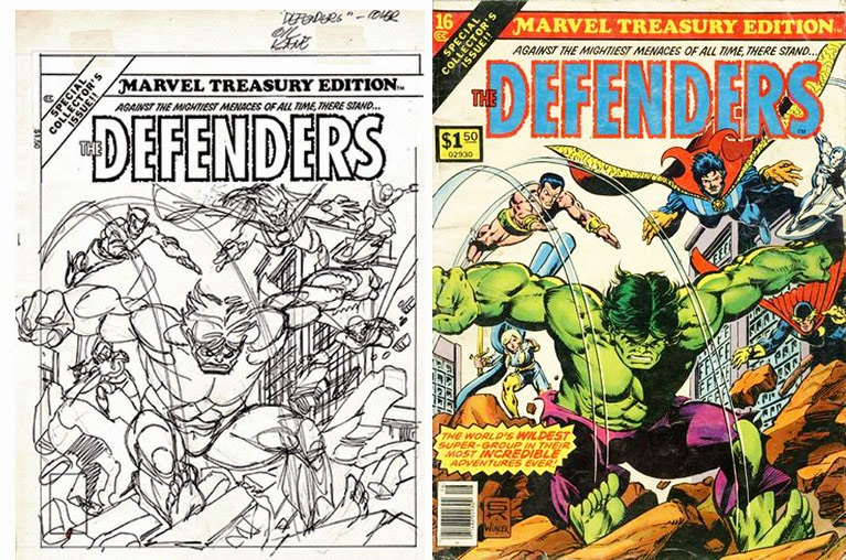 The Great Comic Book Heroes Happy 89th Birthday Gil Kane