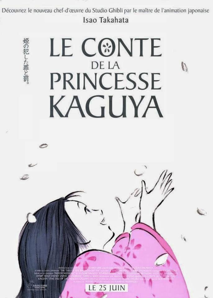 Le conte de la princesse Kaguya, Isao Takahata, Kaguya-hime no monogatari, Actu Ciné, Cinéma, Ghibli,