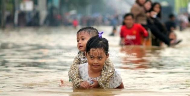 BNPB : 20 Orang Meninggal Akibat Banjir Jakarta