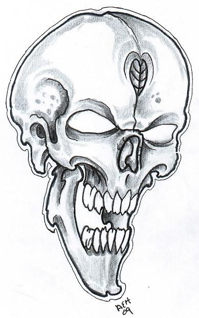 afrenchieforyourthoughts skulls