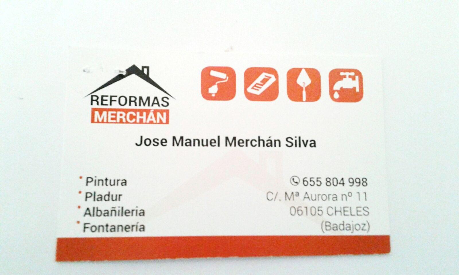 REFORMAS MERCHÁN