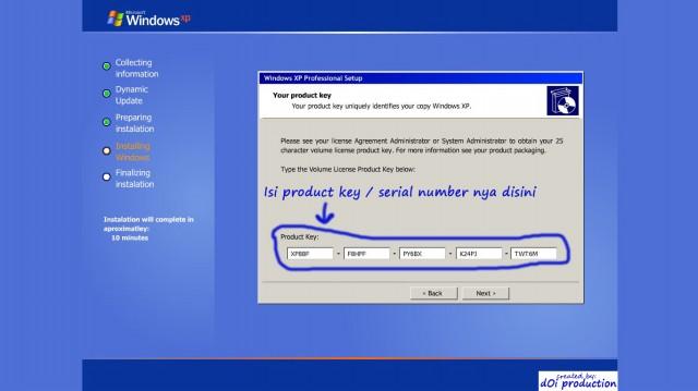 16 Sep 2009 This is XP SP3 serial key : HRCXT-BY6WB-VBM83-CMBXF-BVWYY Enjoy