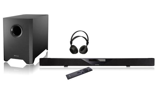 Evolve Audio SB-2501