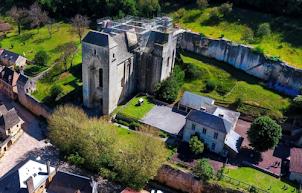 Archéovision de l'Abbaye de Saint-Amand de Coly