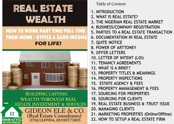Real Estate Wealth Cover
