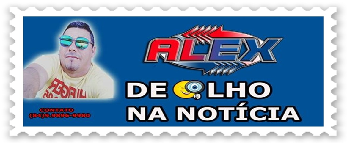 Blog Alex Deolho na notícia