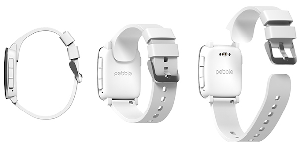 Pebble Time watch smartstraps