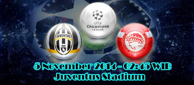 Juventus Vs Olympiakos