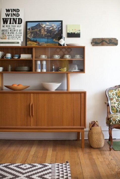 But Nowhere Was The Danish Modern Style More At Home Than Dining Room In 50s And 60s Credenzas Buffets Sideboards See Here For Previous