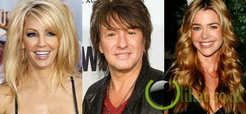Heather Locklear - Richie Sambora - Denise Richards