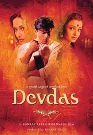devdas movie poster shah rukh khan