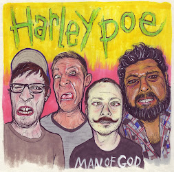 Harley Poe Discography