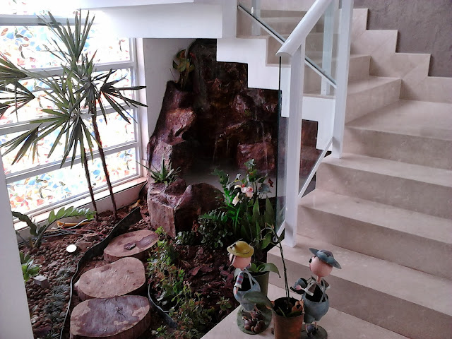 escada jardim de inverno:Jardim de Inverno – veja modelos, dicas e sugestões de quais planta
