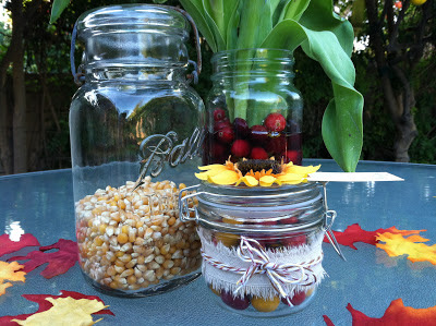 Cute mason jar idea