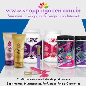 Visite Shopping Open Brasil