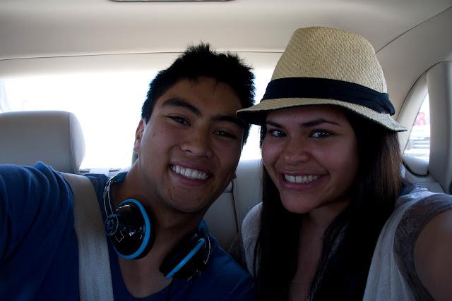 Nico Litonjua + Claudia Garcia