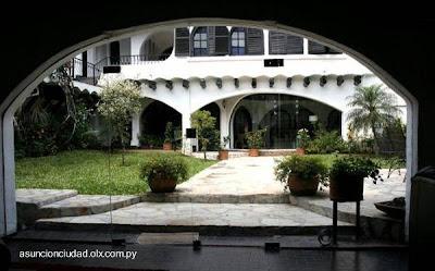 Casa en Paraguay