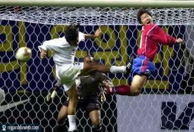 Images comiques et extraordinaires Sport - Football v31