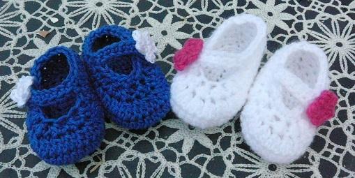 Lindevrouwsweb Babyslofjes