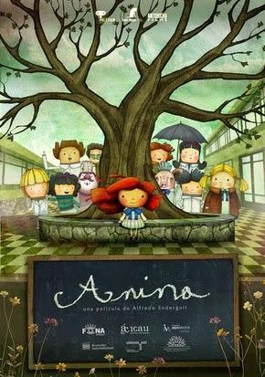 Anina – Dublado (2013)