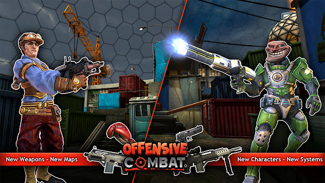 Offensive Combat (Preview)