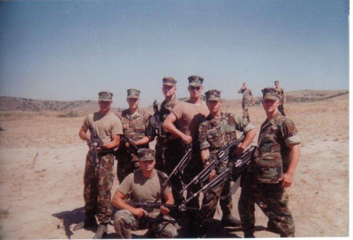 Machine Gunner Usmc i Was an 0331 Machine Gunner