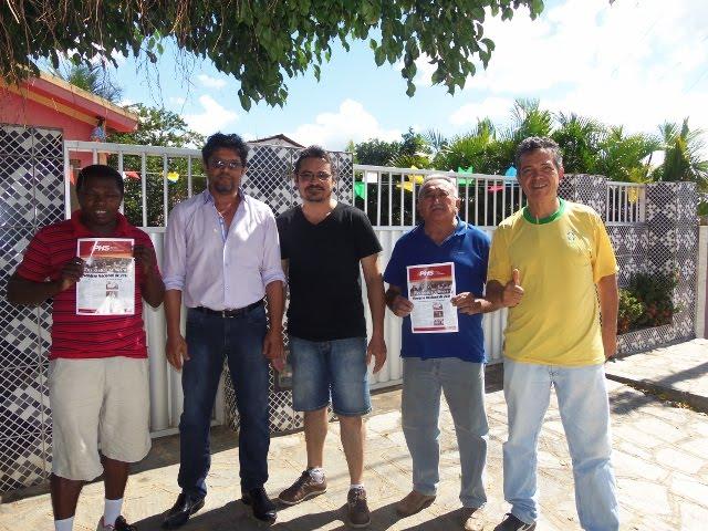 Filia-se ao PHS 31 de Alagoa Grande.