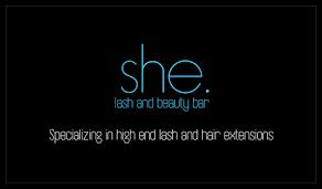 SHE LASH
