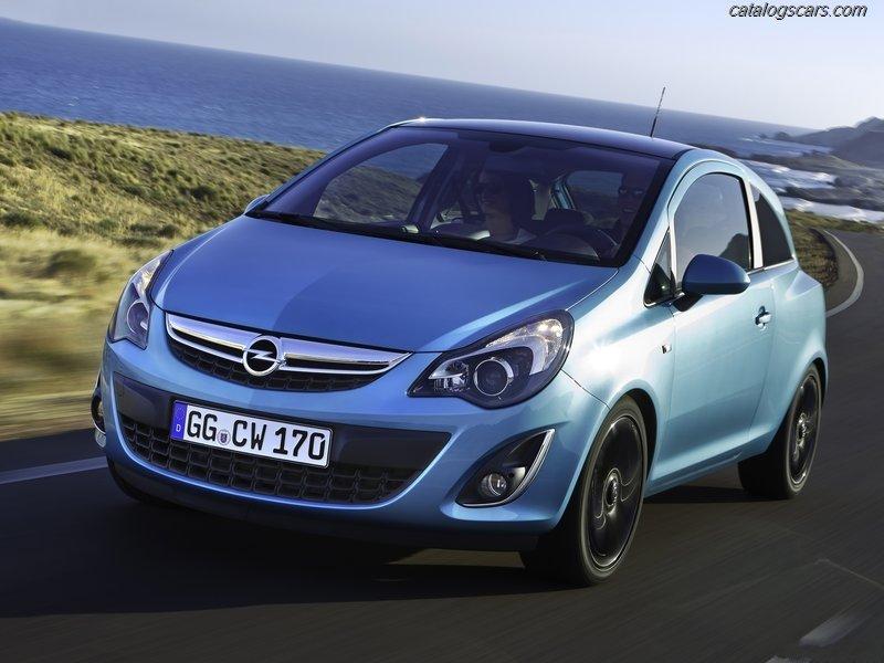 صور سيارة اوبل كورسا 2015 - اجمل خلفيات صور عربية اوبل كورسا 2015 - Opel Corsa Photos Opel-Corsa-2011-05.jpg