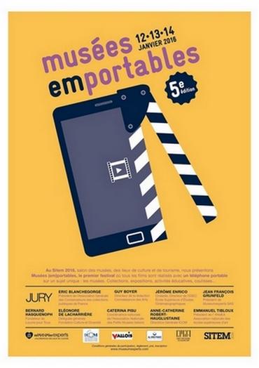 Musées (em)portables