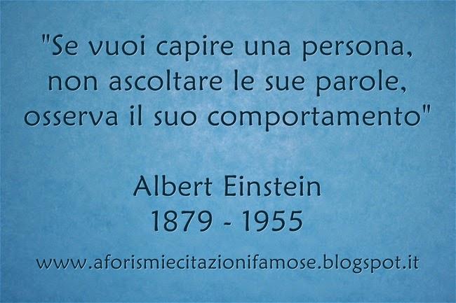 Frasi di Albert Einstein le migliori solo su Frasi Celebri it