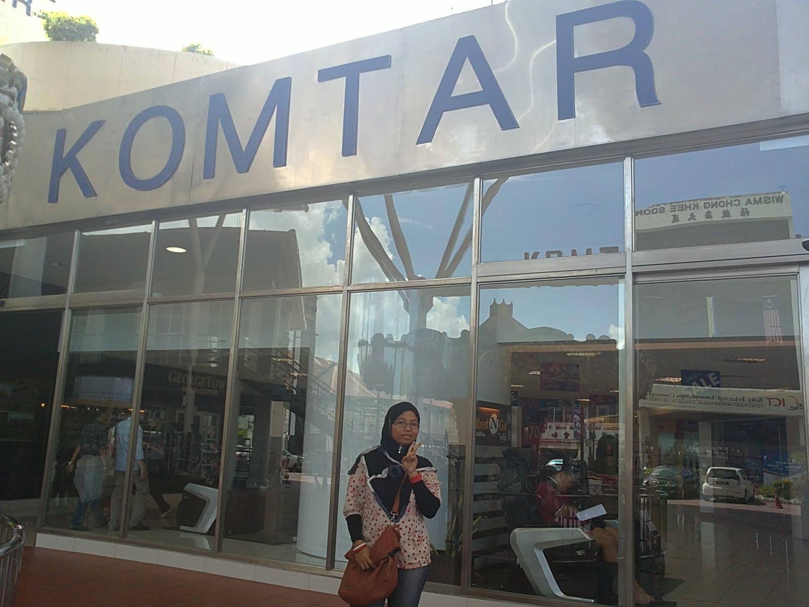 KOMTAR, Penang