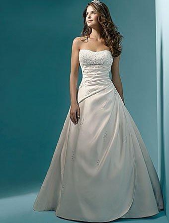Alfred Angelo 1136   Warehouse Wedding Dress