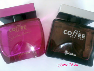 Coffee Woman Seduction e Coffee Man