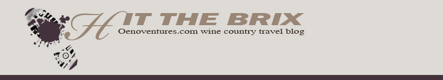 Hit The Brix: A Wine Country Travel Blog