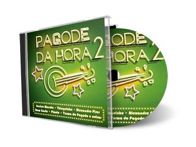 CD Pagode Da Hora 2 (2013)